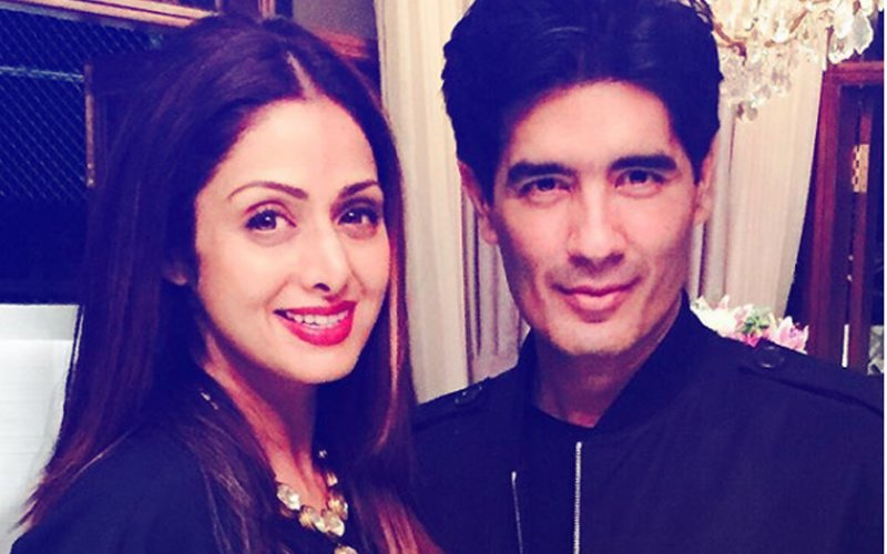 Manish Malhotra On Sridevi: Working With Her Was A Turning Point In My Career