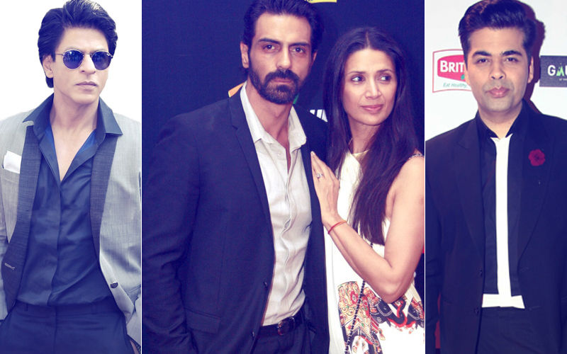 Arjun-Mehr Separation: How The Couple Was Boycotted By Shah Rukh Khan, Karan Johar & Gang...