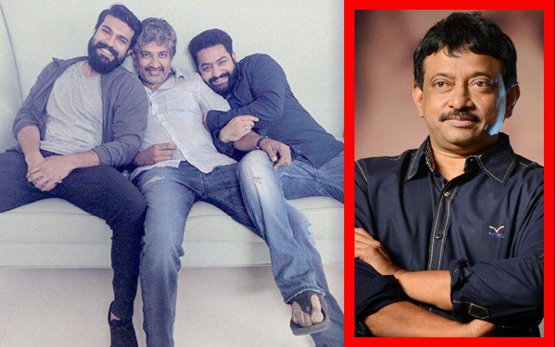 Ram Gopal Varma Accuses Baahubali Director SS Rajamouli Of 'Promoting Gay Culture'