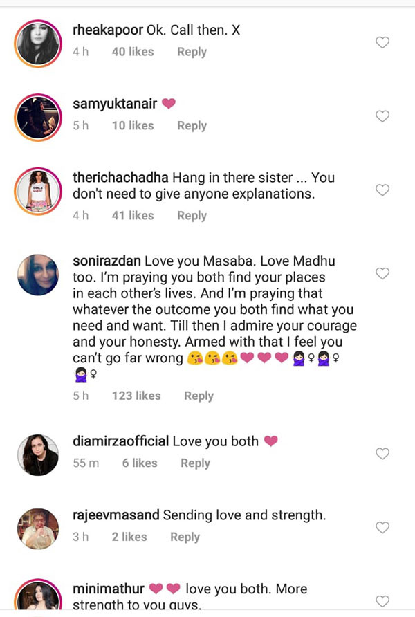 Messages Pouring In For Madhu Mantena Masaba Gupta