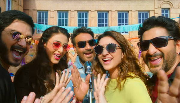 still from golmaal again