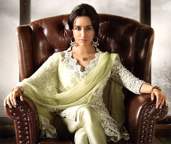 still of shraddha kapoor from haseena parkar