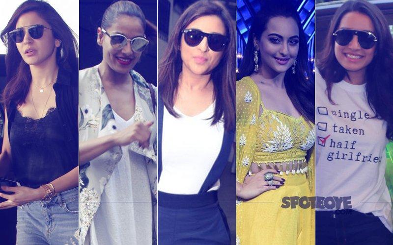 Stunner Or Bummer: Anushka Sharma, Bipasha Basu, Parineeti Chopra, Sonakshi Sinha Or Shraddha Kapoor?