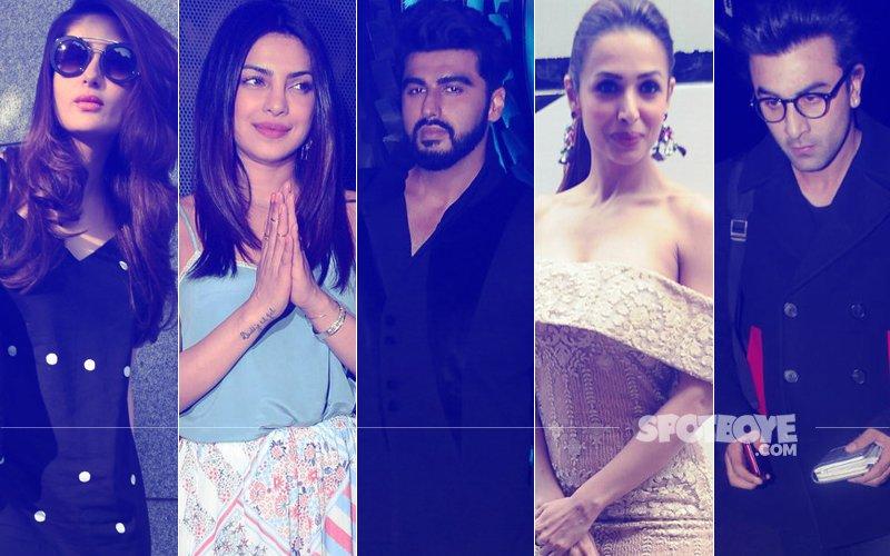 STUNNER OR BUMMER: Kareena Kapoor, Priyanka Chopra, Arjun Kapoor, Malaika Arora Or Ranbir Kapoor?