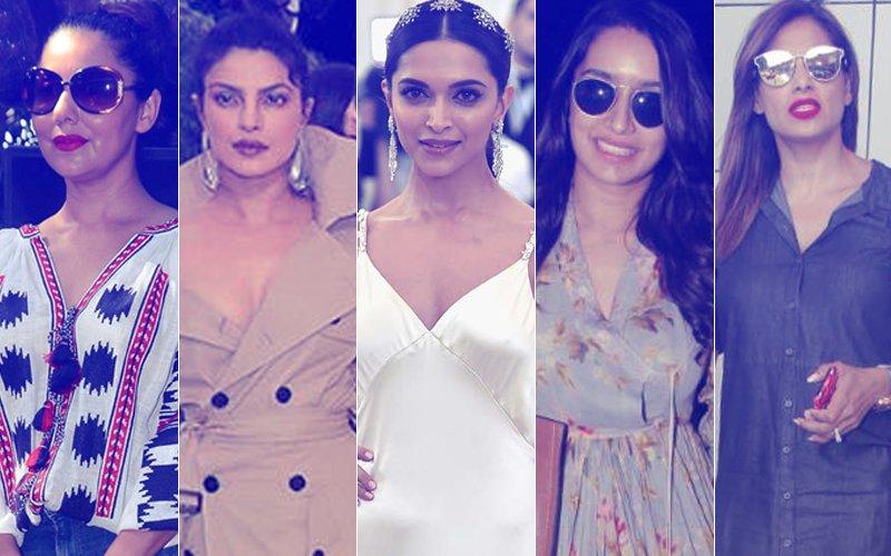 STUNNER OR BUMMER: Gauri Khan, Priyanka Chopra, Deepika Padukone, Shraddha Kapoor Or Bipasha Basu?