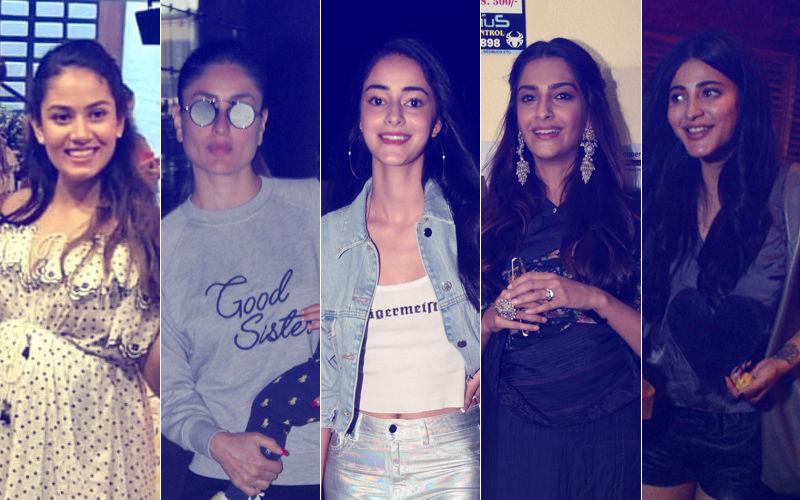 STUNNER OR BUMMER: Mira Rajput, Kareena Kapoor, Ananya Panday, Sonam Kapoor Or Shruti Haasan?