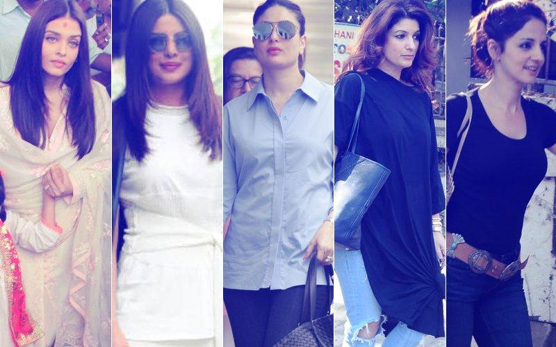 STUNNER OR BUMMER: Aishwarya Rai Bachchan, Priyanka Chopra, Kareena Kapoor, Twinkle Khanna, Sussanne Khan