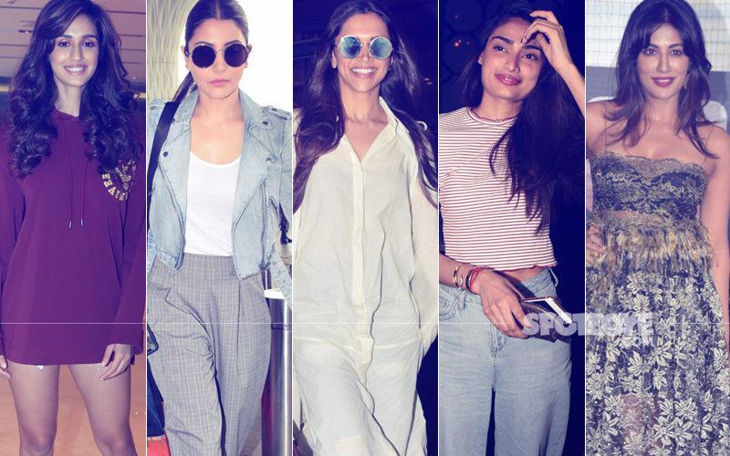 STUNNER OR BUMMER: Disha Patani, Anushka Sharma, Deepika Padukone, Athiya Shetty Or Chitrangda Singh?