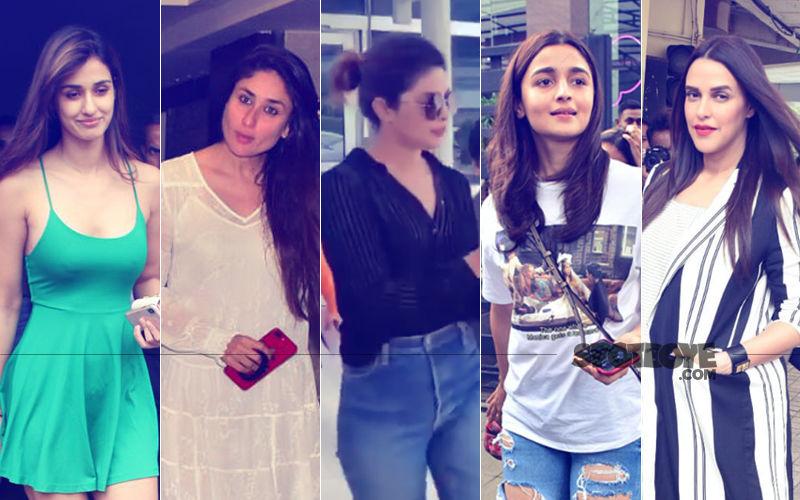 STUNNER OR BUMMER: Disha Patani, Kareena Kapoor, Priyanka Chopra, Alia Bhatt Or Neha Dhupia?