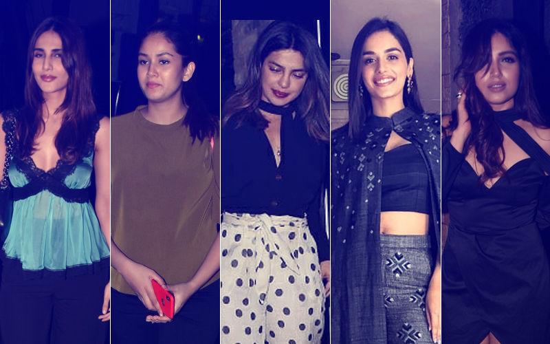STUNNER OR BUMMER: Vaani Kapoor, Mira Rajput, Priyanka Chopra, Manushi Chhillar Or Bhumi Pednekar?