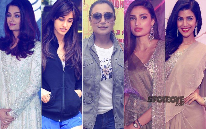 STUNNER OR BUMMER: Aishwarya Rai, Disha Patani, Rani Mukerji, Athiya Shetty Or Nimrat Kaur?
