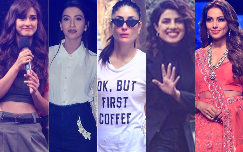 STUNNER OR BUMMER:  Disha Patani, Gauahar Khan, Kareena Kapoor, Priyanka Chopra Or Bipasha Basu?