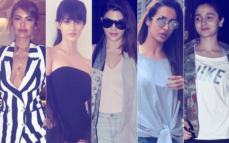 STUNNER OR BUMMER: Esha Gupta, Disha Patani, Jacqueline Fernandez, Malaika Arora Or Alia Bhatt?