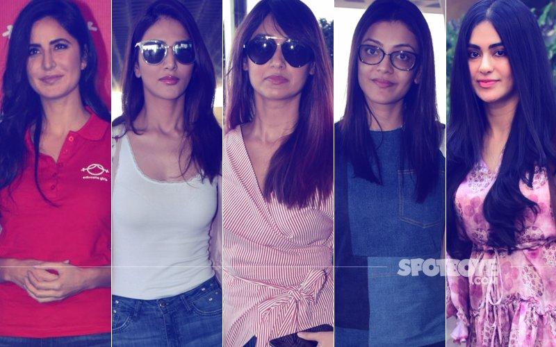 STUNNER OR BUMMER: Katrina Kaif, Vaani Kapoor, Ileana D'Cruz, Kajal Aggarwal Or Adah Sharma?