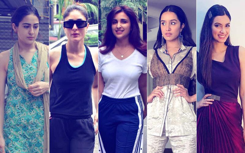 STUNNER OR BUMMER: Sara Ali Khan, Kareena Kapoor, Parineeti Chopra, Shraddha Kapoor Or Diana Penty?