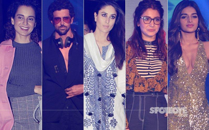 STUNNER OR BUMMER: Kangana Ranaut, Hrithik Roshan, Kareena Kapoor, Anushka Sharma Or Nidhhi Agerwal?