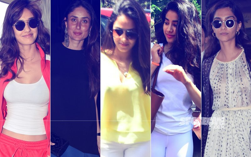 STUNNER OR BUMMER: Disha Patani, Kareena Kapoor, Mira Rajput, Janhvi Kapoor Or Sonam Kapoor?