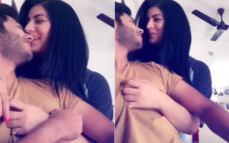 You Can't Miss Sidharth Sagar & Subuhi Joshi's Romantic Kiss