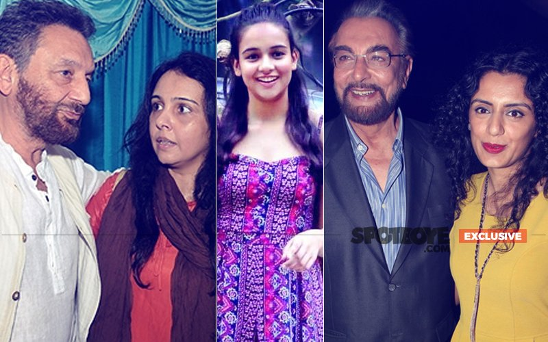 Kabir Bedi's Wife Parveen Has Cast A Spell On My Ex-Husband Shekhar Kapur, Says Suchitra Krishnamoorthi