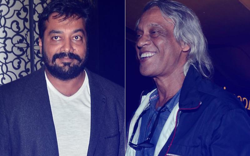 IFFI 2017: Anurag Kashyap Has A Fan In Sudhir Mishra