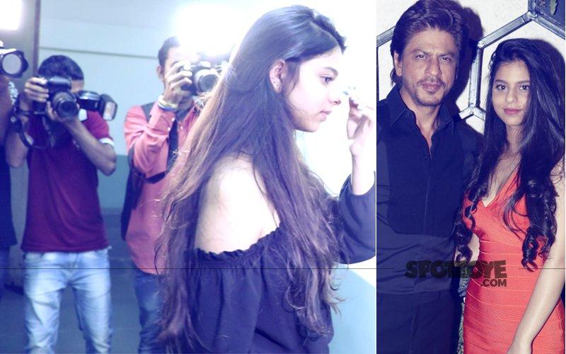 SHAME! Why Is The Paparazzi Hounding Shah Rukh Khan's Daughter Suhana Khan?