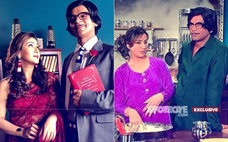 Sunil Grover-Shilpa Shinde's Dhan Dhana Dhan Not Just On Your Laptops, But TV Screens Too