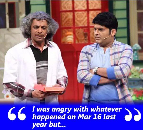 sunil grover as dr masghoor gulati with kapil sharma