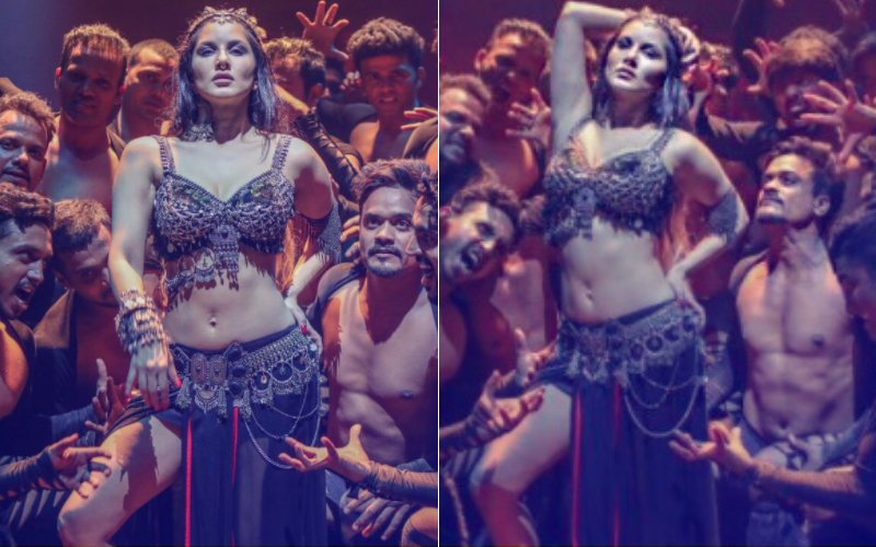 FIRST LOOK: Sunny Leone Is Smoking Hot In Sanjay Dutt's Bhoomi Song Trippy Trippy