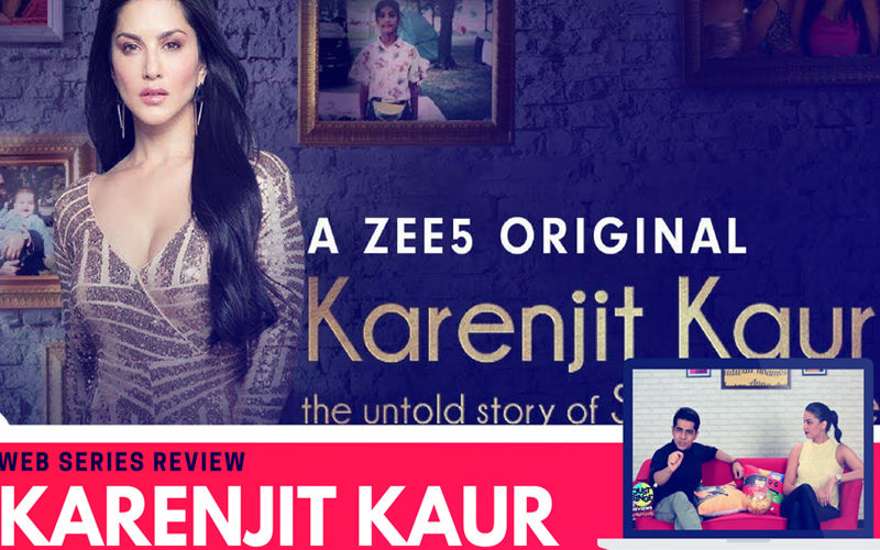Binge or Cringe: Karenjit Kaur The Untold Story & What We Didn't Know About Sunny Leone