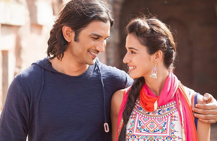 sushant singh rajput and disha patani in ms dhoni the untold story