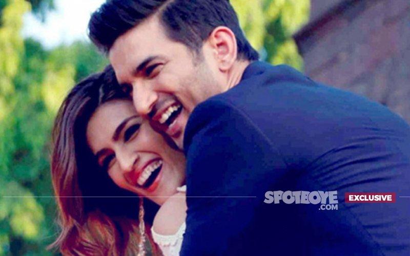 Sushant Singh Rajput & Kriti Sanon Make Their RELATIONSHIP OFFICIAL?