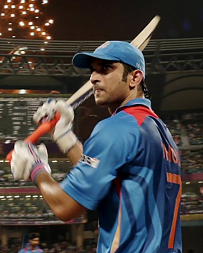 sushant singh rajput in m s dhoni the untold story