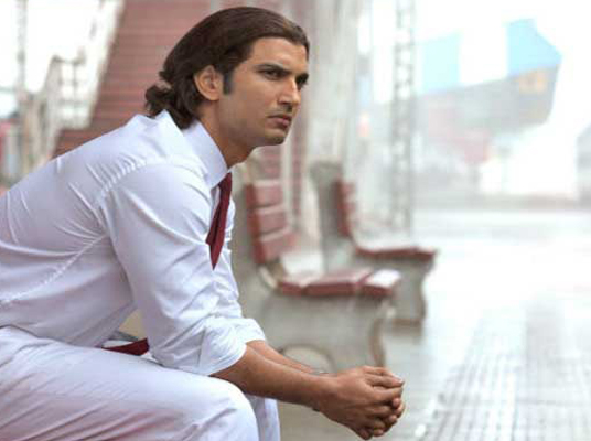 sushant singh rajput in ms dhoni movie still