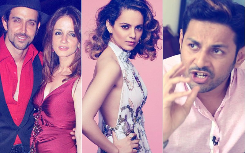 Sussanne Khan Brands Kangana Ranaut 'Evil' While Apurva Asrani Calls Her Aap Ki Adalat Interview 'Crass Desperation'