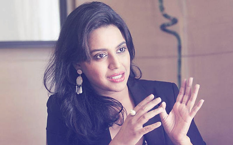 This Guy Tried To Kiss My Ear And Said 'I Love You Baby': Swara Bhasker