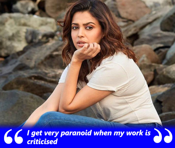 swara bhasker when her work is being criticised