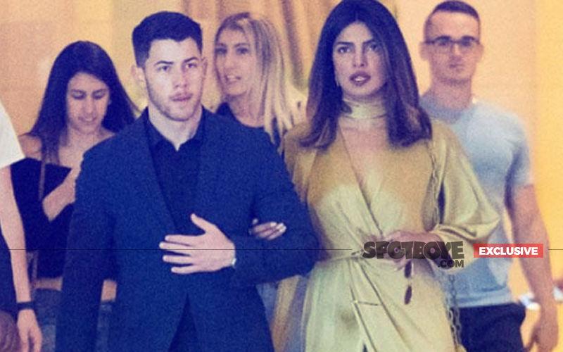 Priyanka Chopra-Nick Jonas Engagement: Puja At Juhu Bungalow Before Exchanging Rings