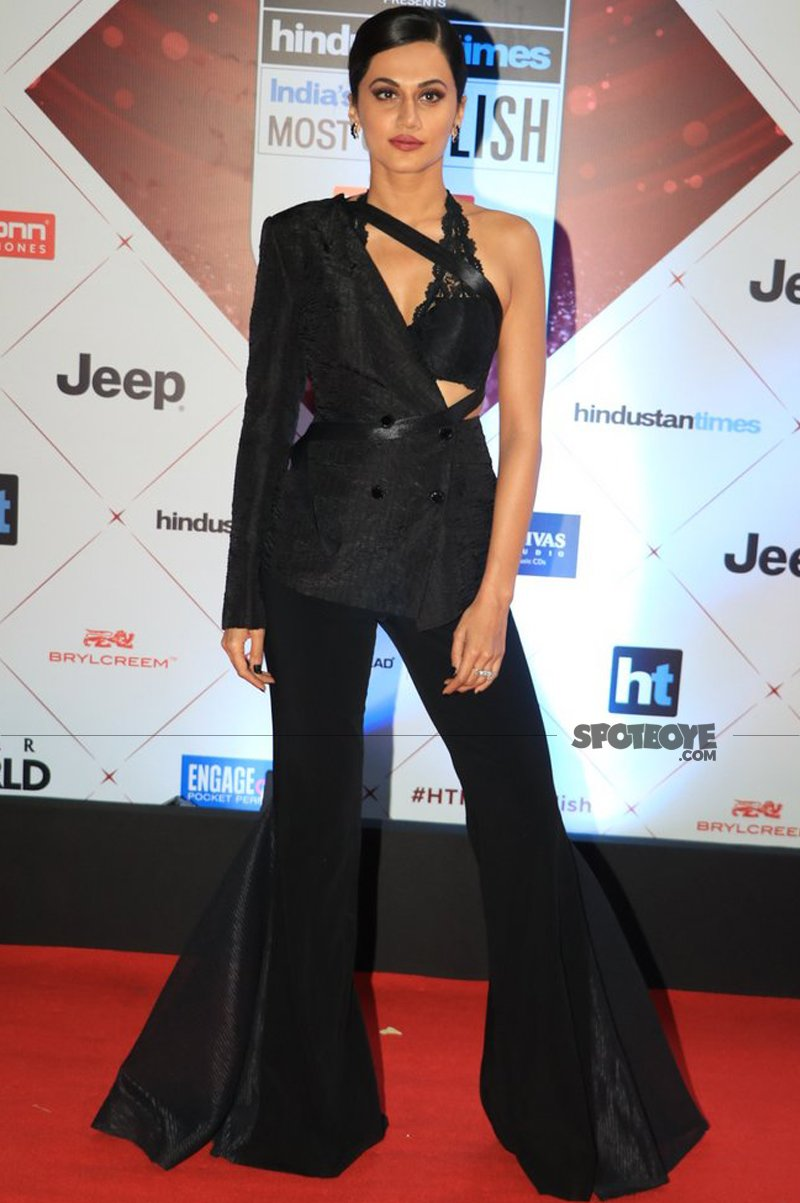 taapsee pannu at ht most stylish awards