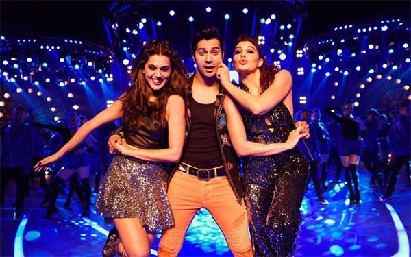 taapsee varun and jacqueline in judwaa 2