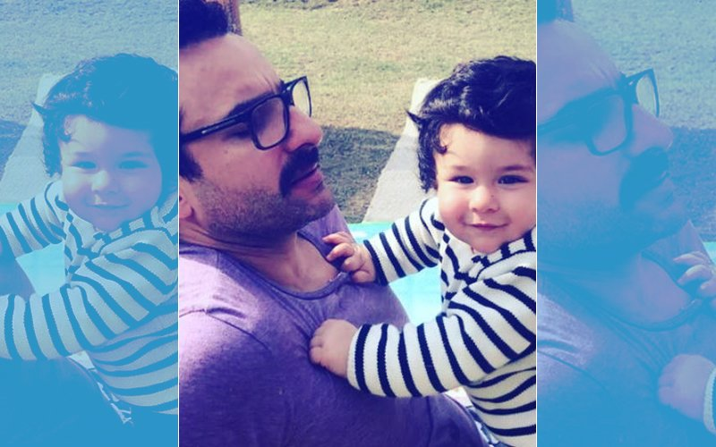 Taimur Turns 1! Latest Pictures Of The Munchkin From Pataudi