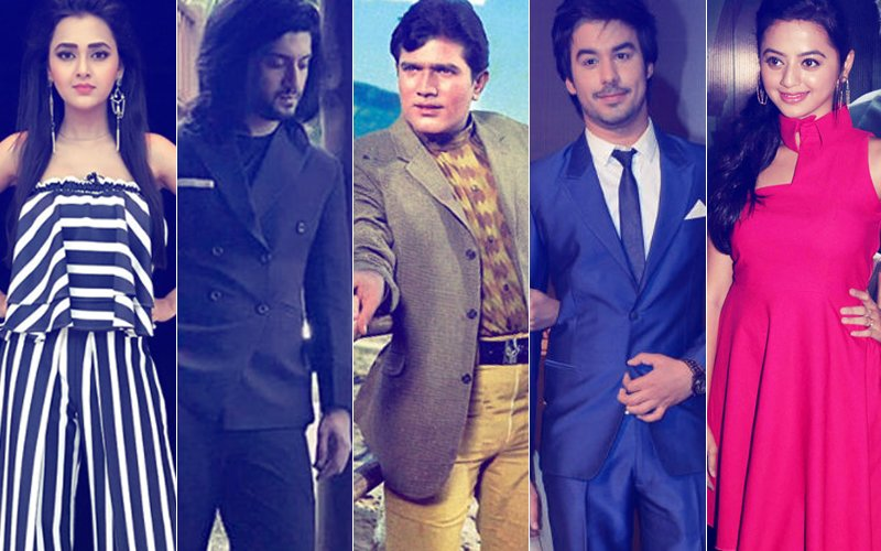 RAJESH KHANNA BIRTHDAY SPECIAL: TV Stars-Tejasswi Prakash, Helly Shah, Kunal  Jaisingh & Manish Goplani Salute The First Superstar
