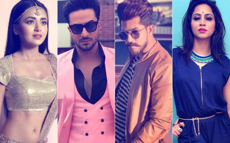 Television Celebrities Tejasswi Prakash, Aly Goni, Suyyash Rai, Arshi Khan Are HIGHLY INSPIRED BY Devon Ke Dev...Mahadev
