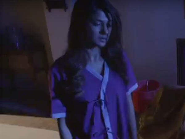 television actress jennifer winget in a still from beyhadh