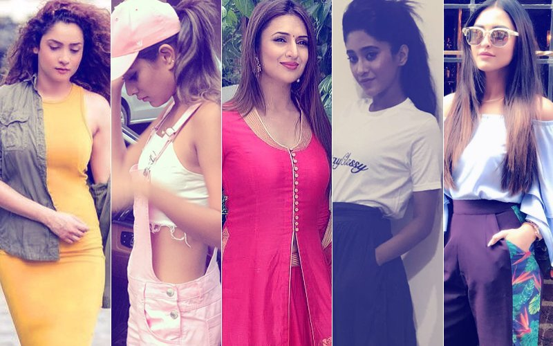 BEST DRESSED & WORST DRESSED Of The Week: Ankita Lokhande, Nia Sharma, Divyanka Tripathi, Shivangi Joshi Or Krystle D'souza?