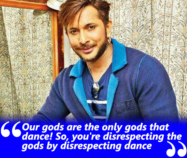 terence lewis exclusive interview on the imposrtance of dance in india