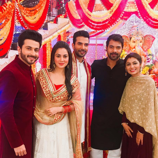 the cast of kumkum bhagya and kundali bhagya