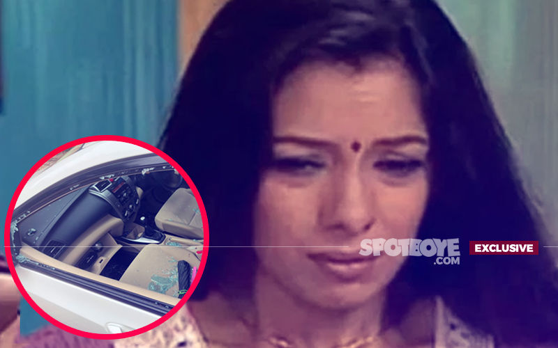Rupali Ganguly: My Child Was Shrieking, I Was Being Abused & Attacked, Nobody Came To Help!