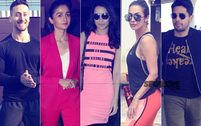 STUNNER OR BUMMER: Tiger Shroff, Alia Bhatt, Shraddha Kapoor, Malaika Arora Or Sidharth Malhotra?