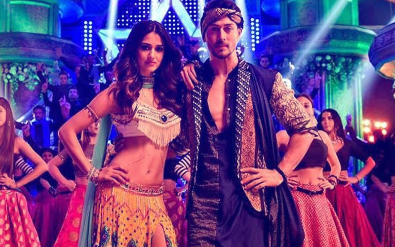 Baaghi 2 Song Mundiyan: Tiger Shroff-Disha Patani Groove To Punjabi Beats In This Peppy Number