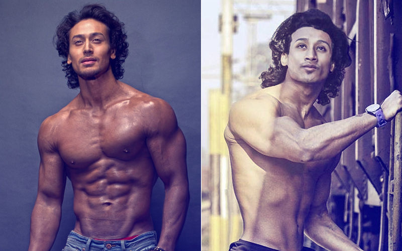 Meet Tiger Shroff's Doppelganger From Assam Who Is Breaking The Internet